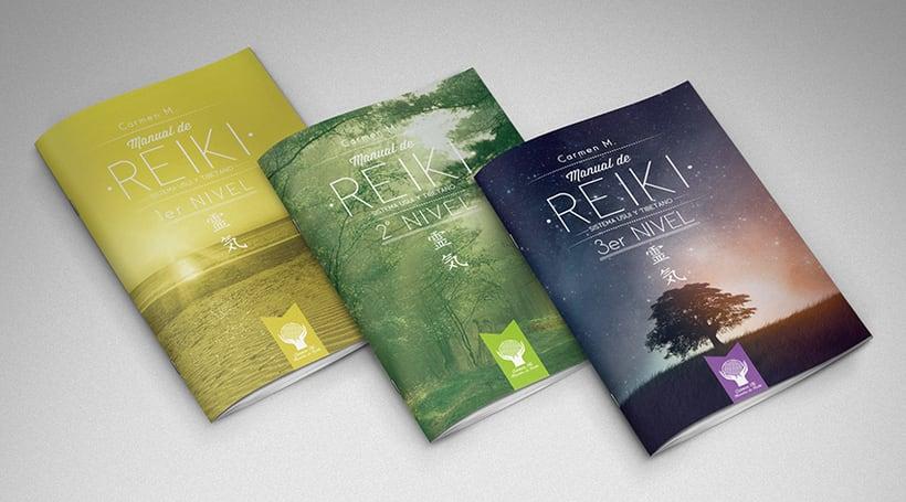 Manuales Reiki // Carmen Font 3