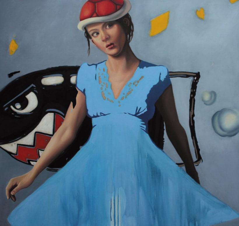 Híbridos animados en el arte de Luis Cornejo  3