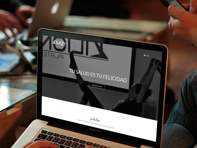 Identidad Corporativa - Diseño web 5