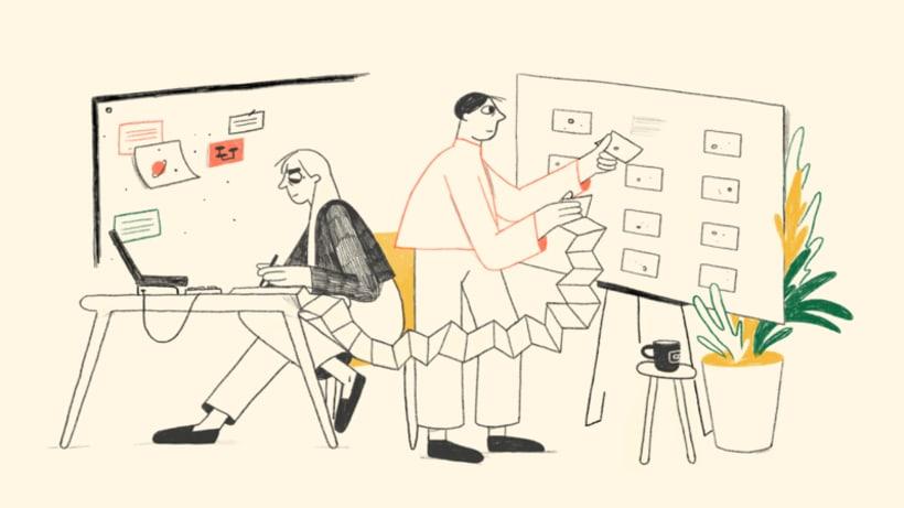 Los 7 pasos para producir una animación  5