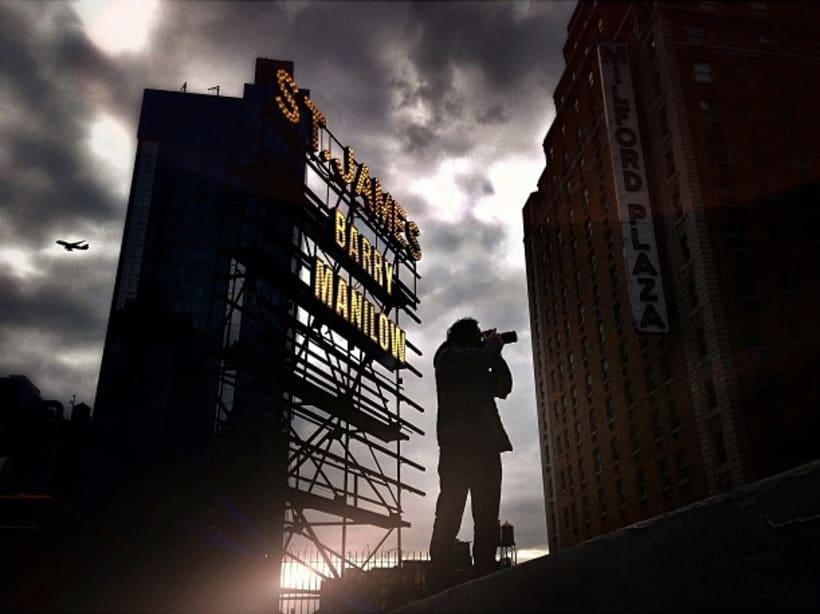 """El mundo a través del lente de Emmanuel """"el Chivo"""" Lubezki 9"""