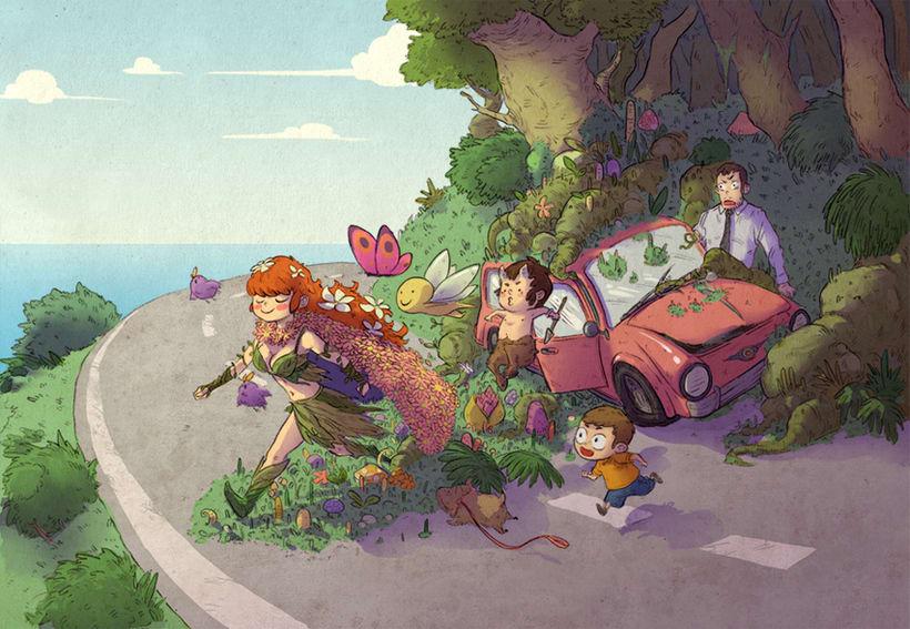 Jonatan Cantero, el Miyazaki de Barcelona 3