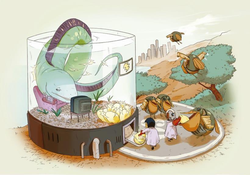 Jonatan Cantero, el Miyazaki de Barcelona 5