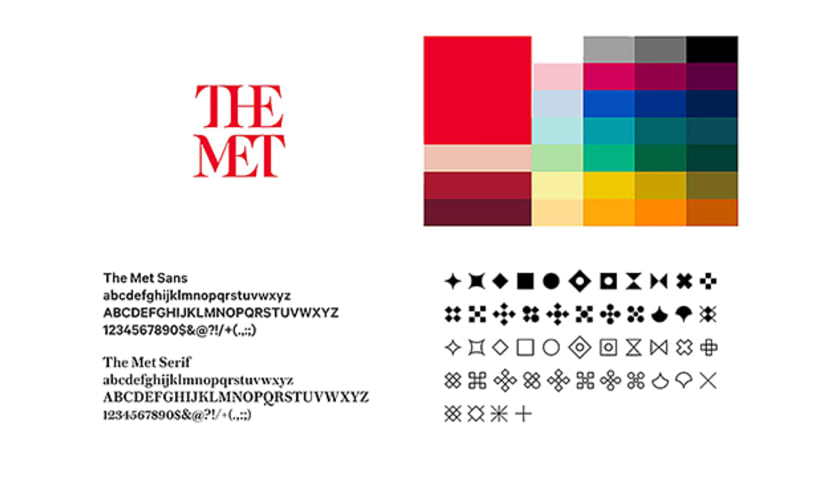 El controvertido logotipo del Metropolitan Museum of Art 4