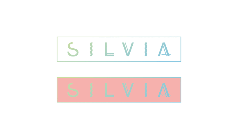 S I L V I A  Branding 1