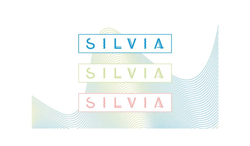 S I L V I A  Branding 0