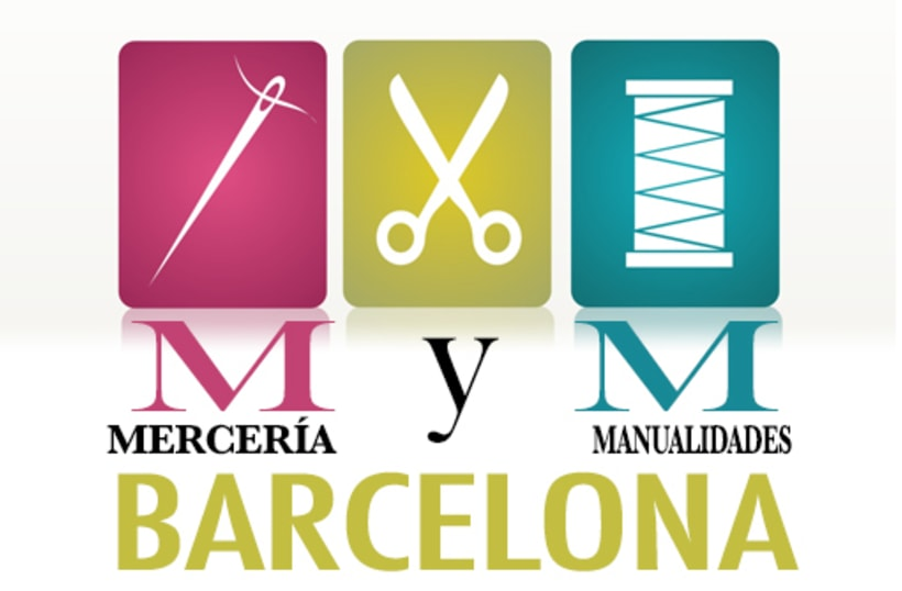 Diseño de logotipo para feria 0