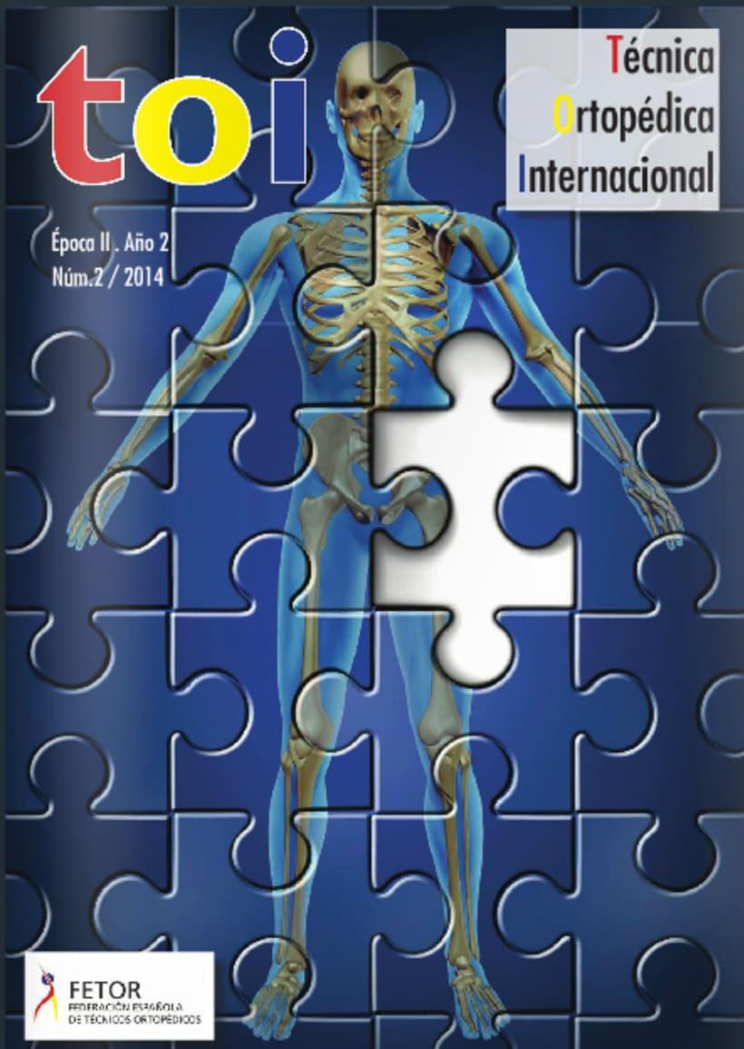 Diseño y maquetación de revista técnica FETOR -1