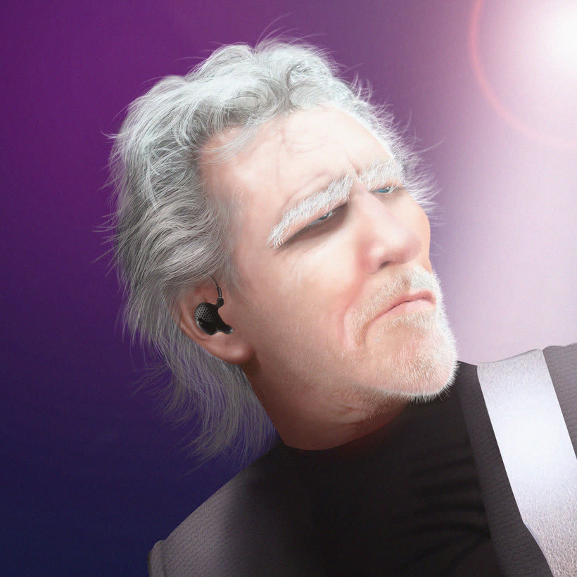 Roger Waters / Ilustración. 0