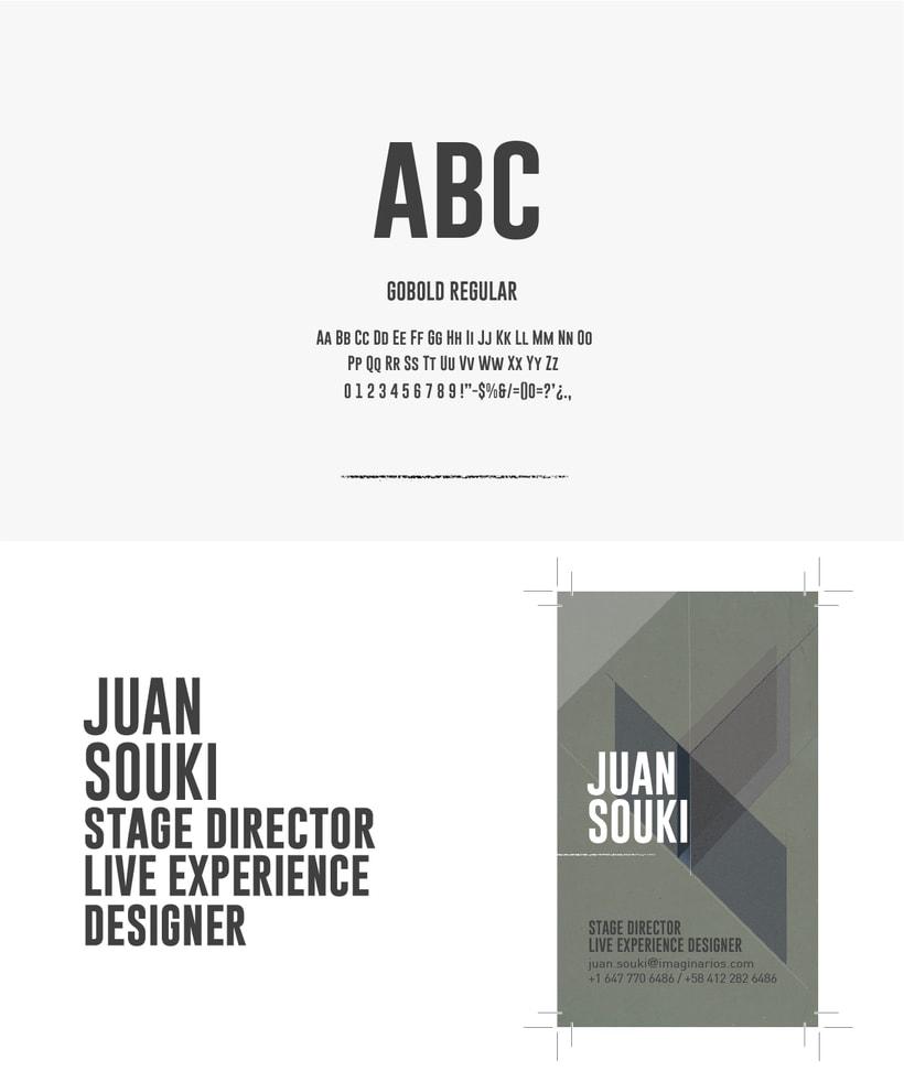 Juan Souki - Stage Director - Live Experience Designer 1