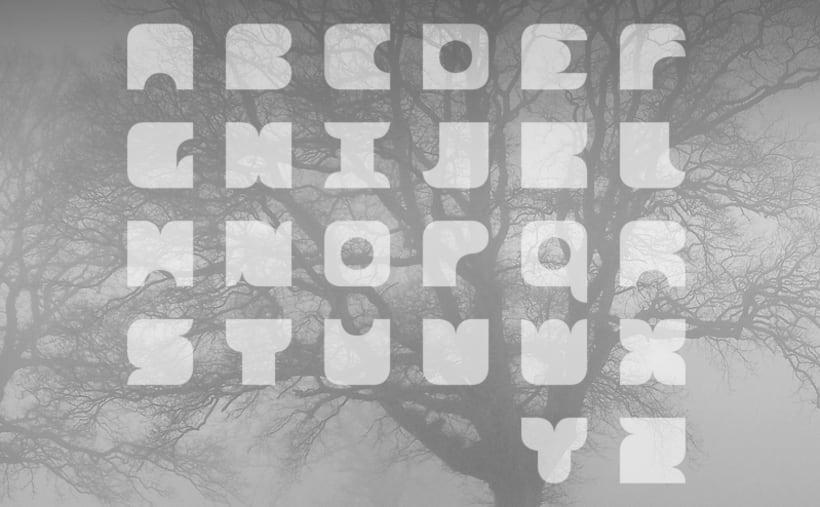 Tipografías Modulares 3