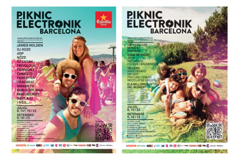 Piknic Electronik Barcelona 0