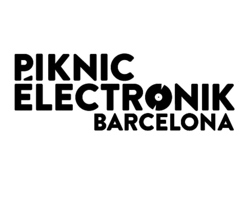 Piknic Electronik Barcelona 1