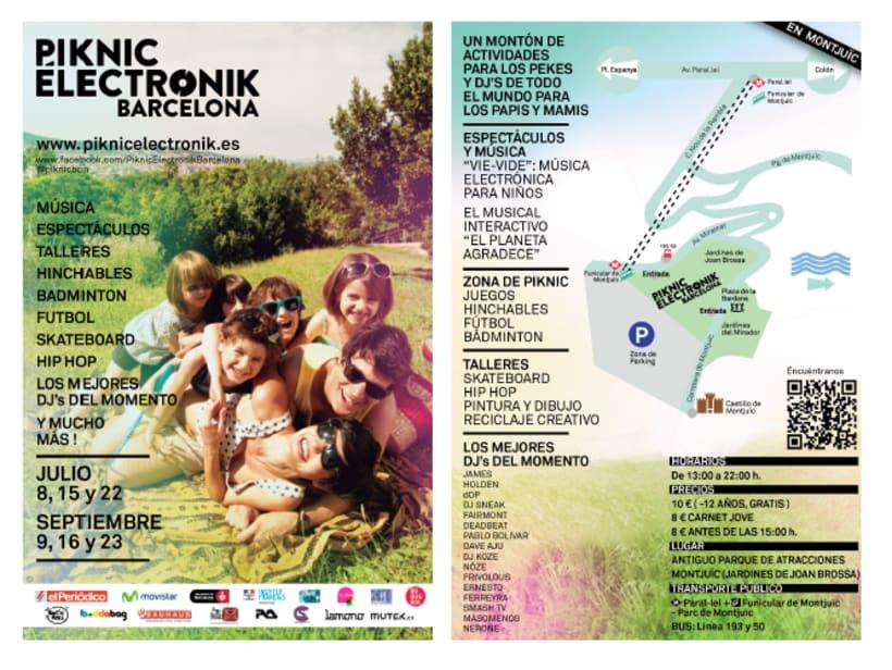 Piknic Electronik Barcelona 5