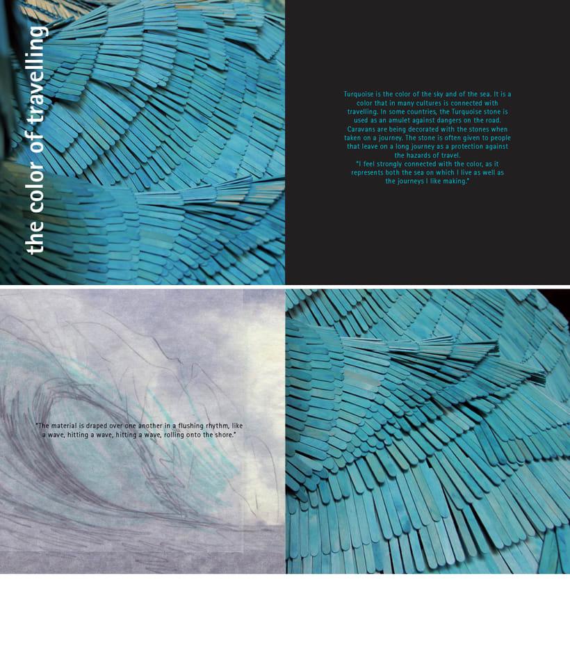 """Catálogo """"Fragmento de mar"""" 3"""