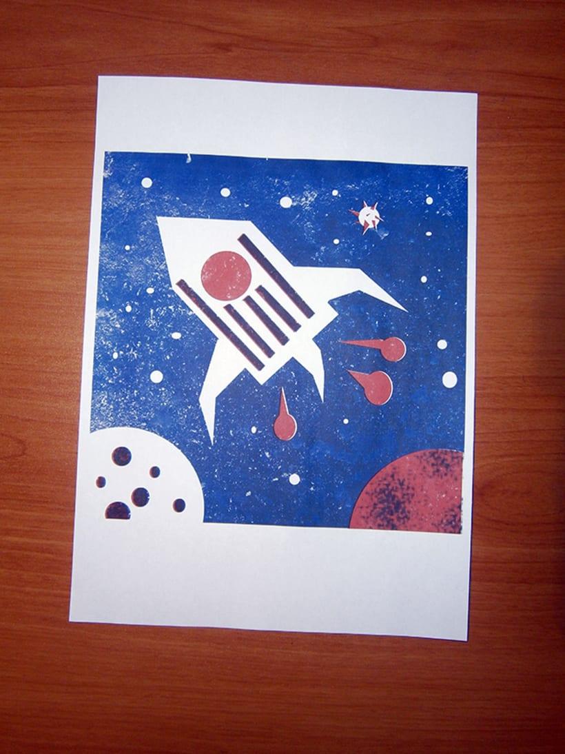 Mi Proyecto del curso: Spaceman.   Canción: Spaceman - Babylonzoo -1