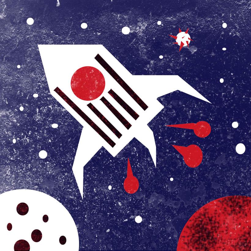 Mi Proyecto del curso: Spaceman.   Canción: Spaceman - Babylonzoo 0