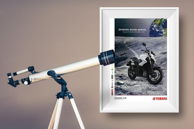 Yamaha XJ6 2013 1