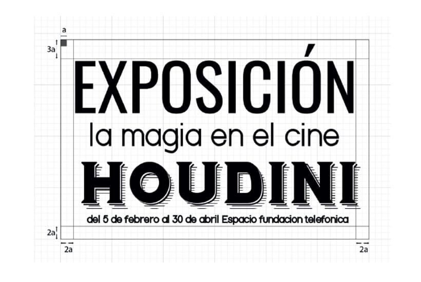 Exposición La magia en el cine HOUDINI 7