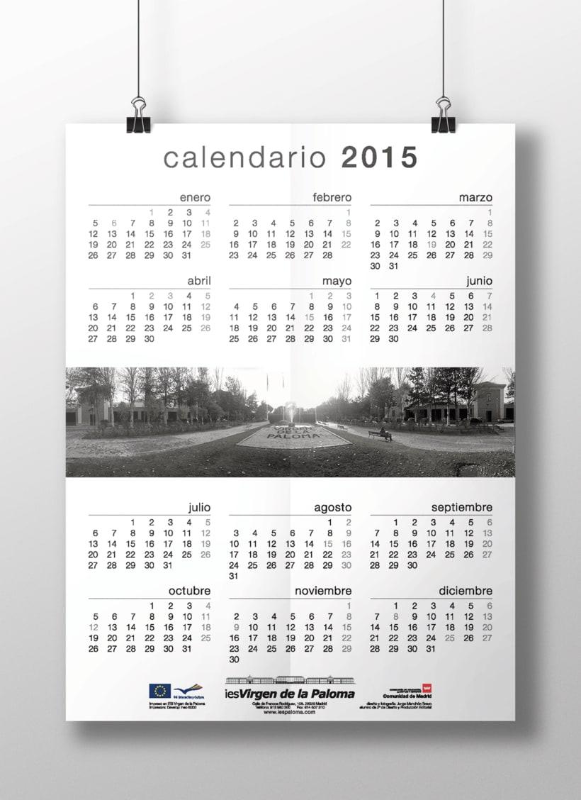 2015 calendar -1