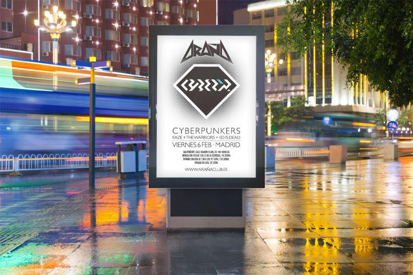 Cyberpunkers Tour 3