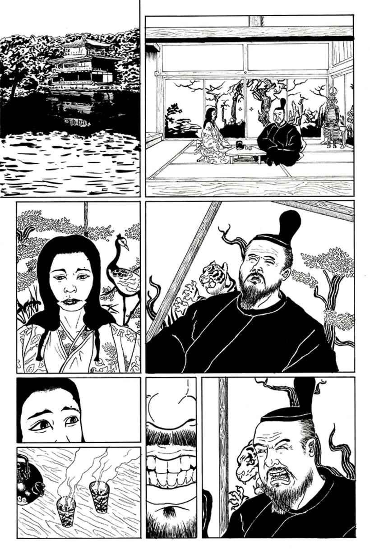 Páginas de Cómic. 6