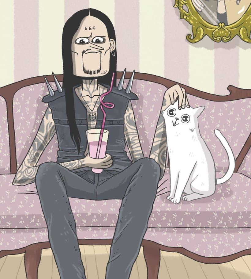 Gatos, y gatos, y gatos... 1