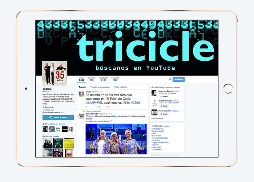 Tricicle 2