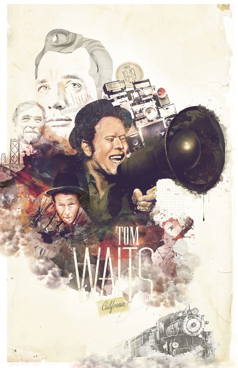 tom waits / collection  -1