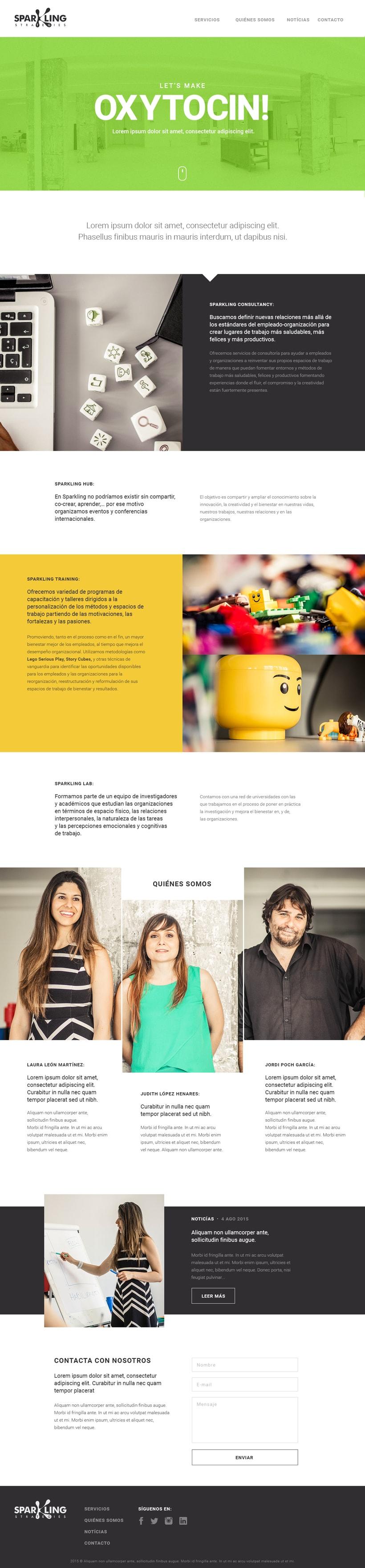Sparkling, estrategia digital, desarrollo y diseño web -1