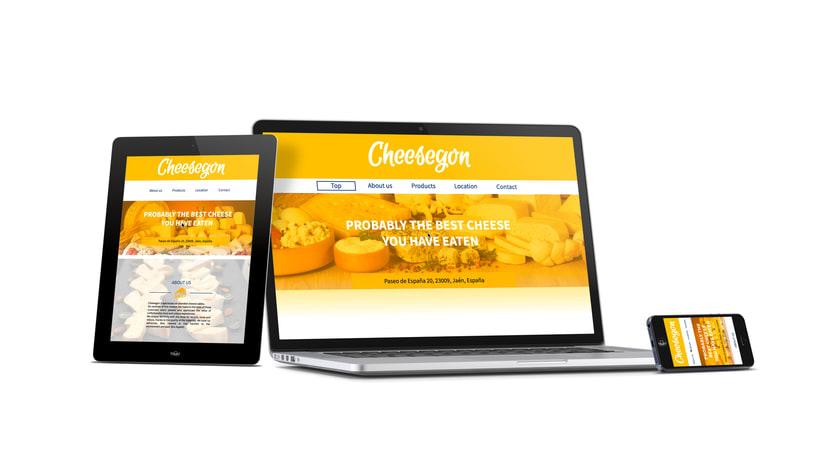 Cheesegon - Identidad, envase y web 8