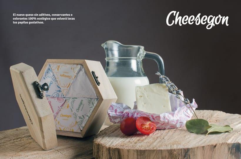 Cheesegon - Identidad, envase y web 6