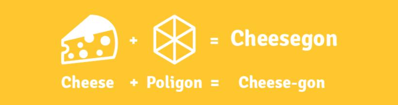 Cheesegon - Identidad, envase y web 1