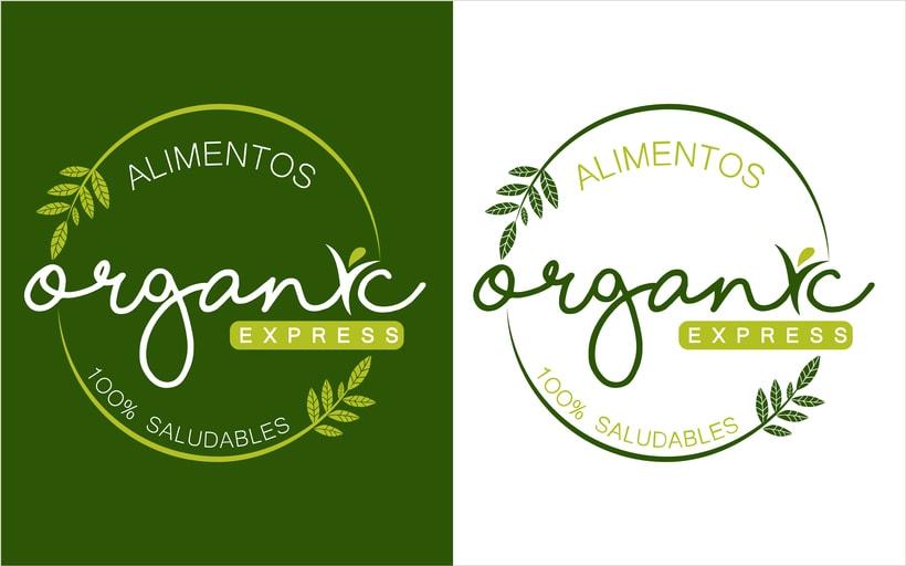 WIP - Organic Express -1
