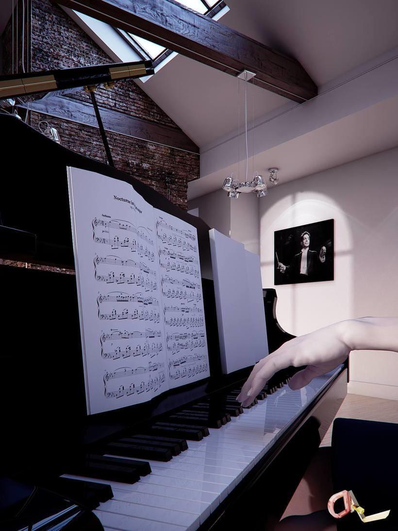 La pianista 1