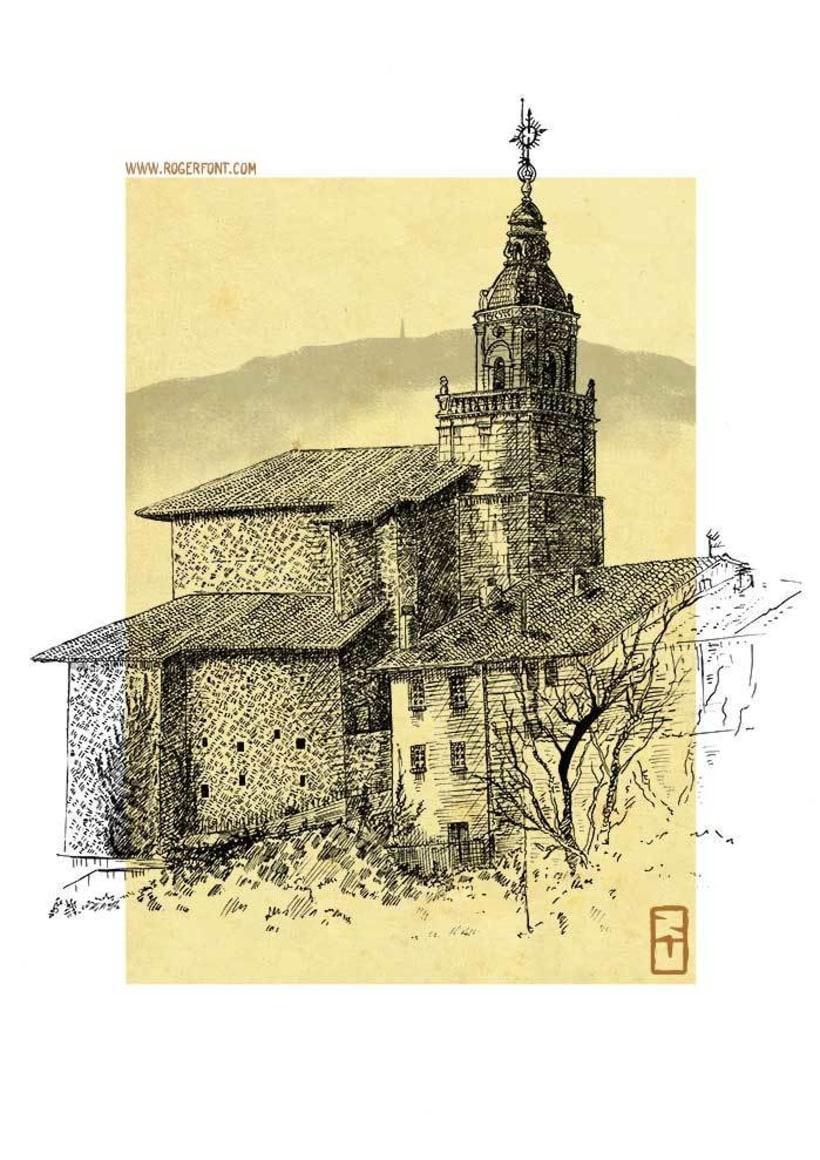 Ilustraciones en su tinta 2