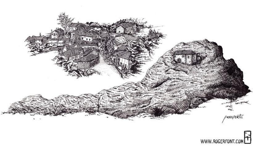 Ilustraciones en su tinta 4