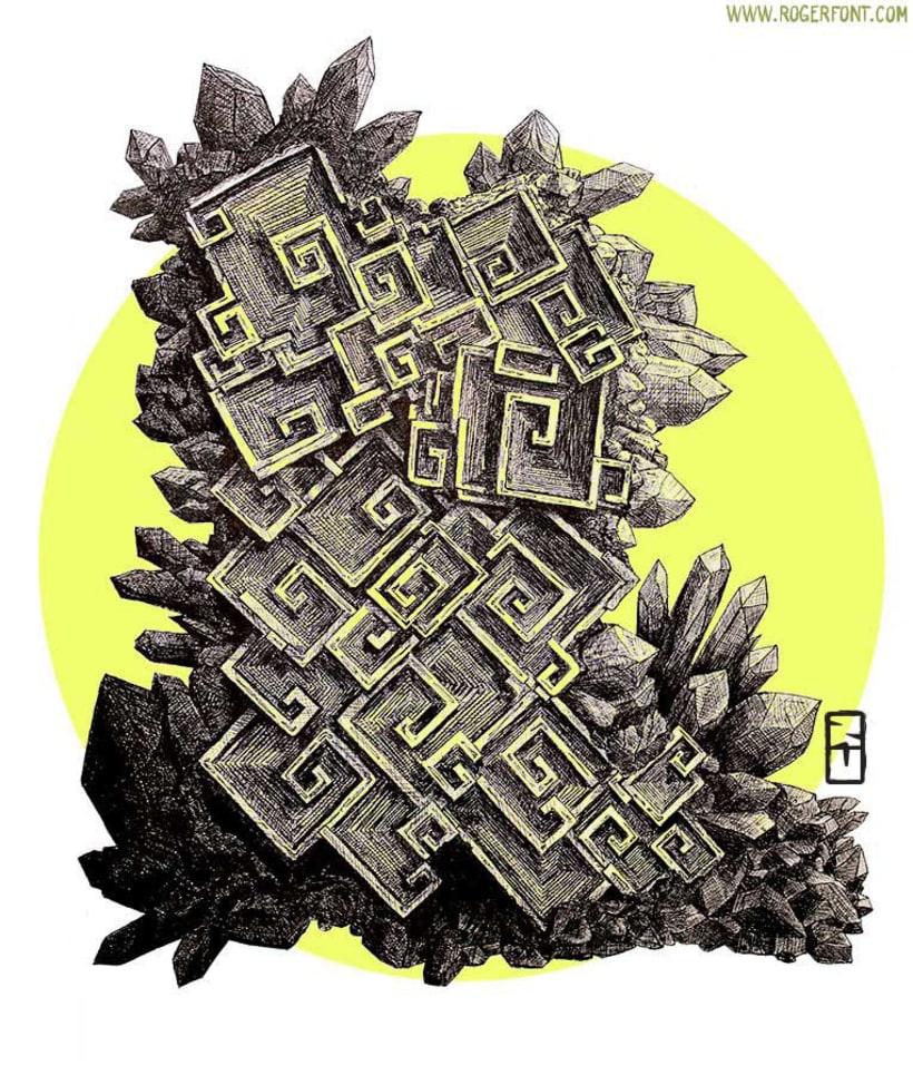 Ilustraciones en su tinta 6