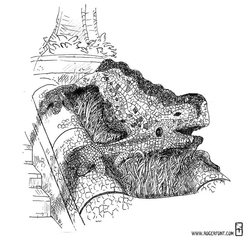 Ilustraciones en su tinta 5