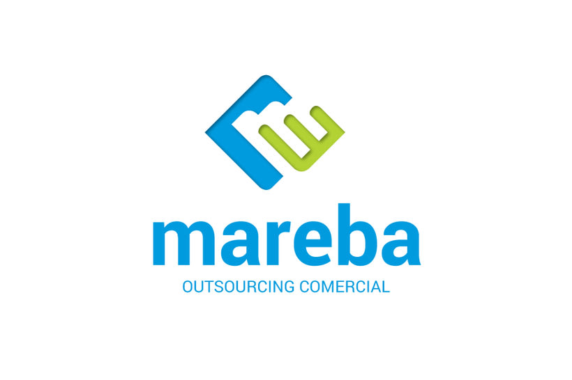 Mareba. Logo design 1