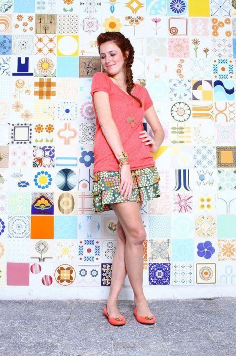 Dona Pink - Moda Casual (SS 2011) 5