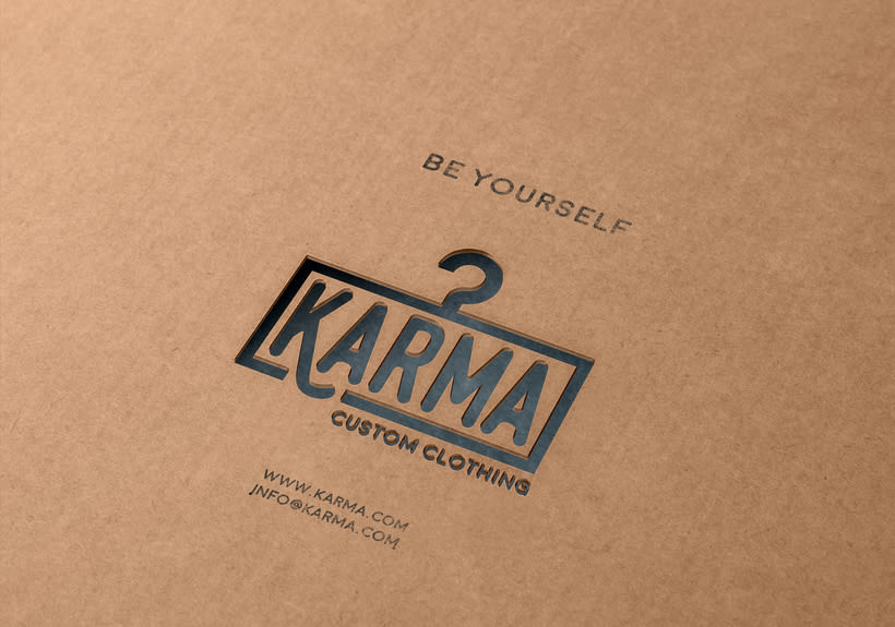 KARMA custom clothing 0