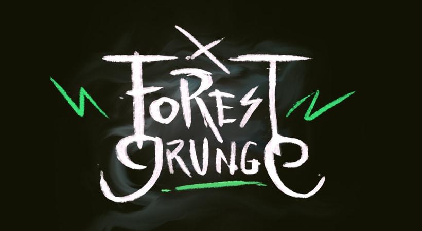 Forest grunge  -1