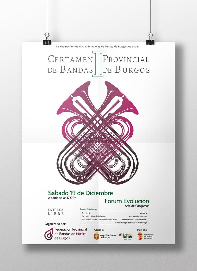 Federación de Bandas de Música de Burgos 0