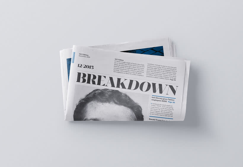 Breakdown Newspaper 11