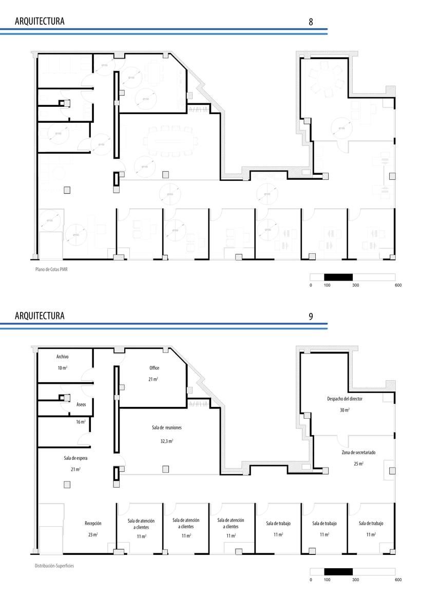 Diseño y reforma de un espacio comercial 2