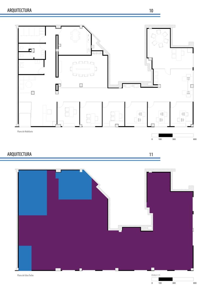 Diseño y reforma de un espacio comercial 3