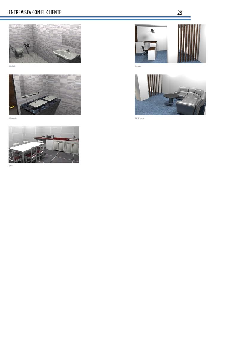Diseño y reforma de un espacio comercial 12