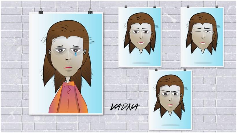Nisha, cortometraje. 2