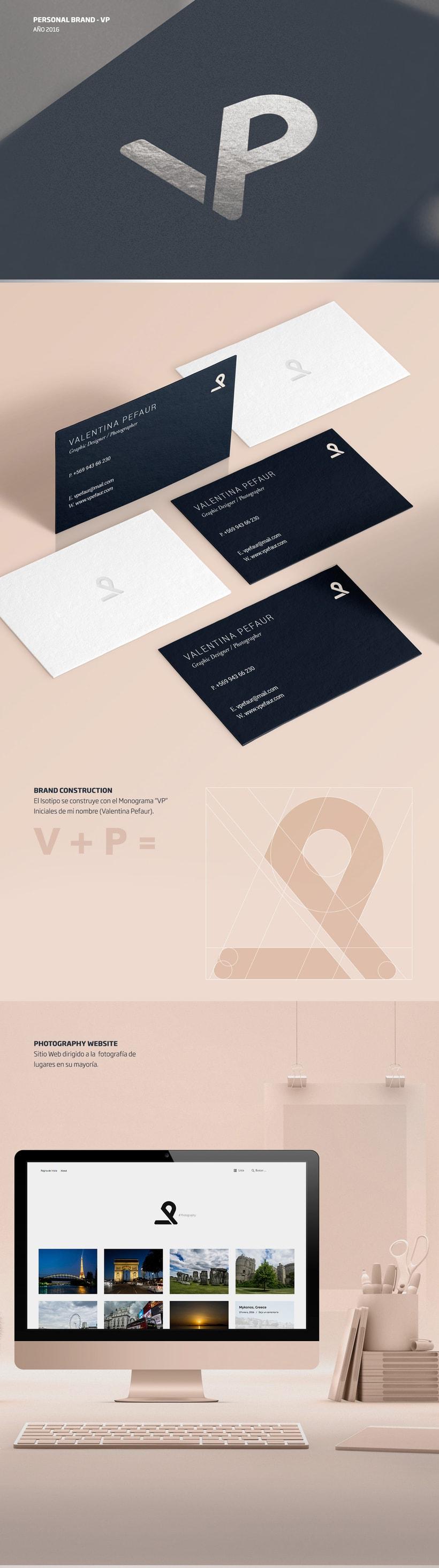 VP - Personal Branding 0
